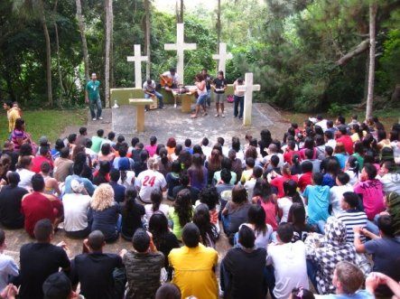 Campamento 'Together Le Cirque' 2009