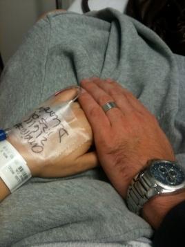 Año 2010 - Hospitalización y aborto.