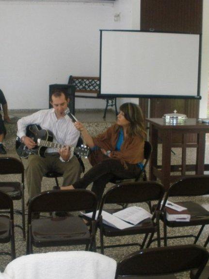 2010- Retiro de la ICDC Borinquen antes de congregarnos.