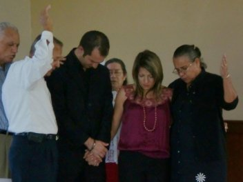 2010- Nuestra despedida de la ICDC en San Patricio