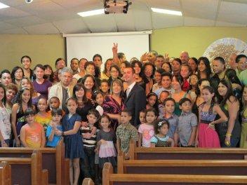 2010- Nuestra Iglesia en Borinquen
