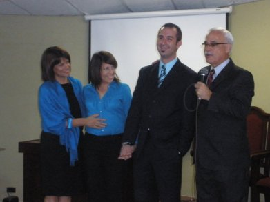 2010- El día que anunciamos que estábamos preñados de Racheli