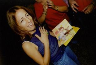 2001- Una postal muy particular... :S