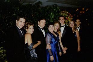2001- Boda de mi primo Jorge y Camille