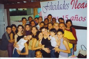 2003- Quinceañero de Ileana Fernós.